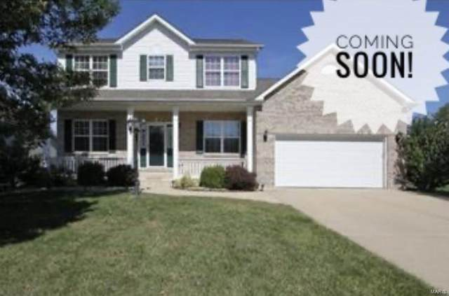 7125 Shenandoah Drive, Edwardsville, IL 62025 (#20078154) :: The Becky O'Neill Power Home Selling Team