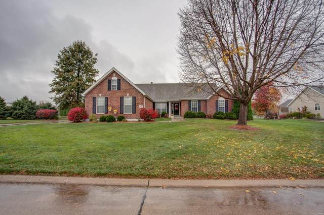 1168 Hampshire Lane, Shiloh, IL 62221 (#20078155) :: RE/MAX Professional Realty