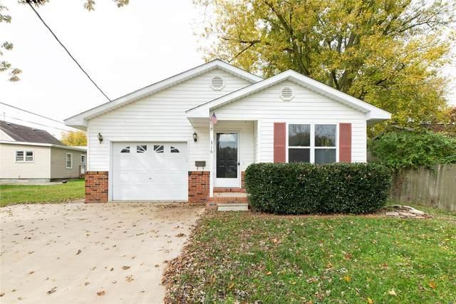 316 Mound Street, Jerseyville, IL 62052 (#20078167) :: Parson Realty Group