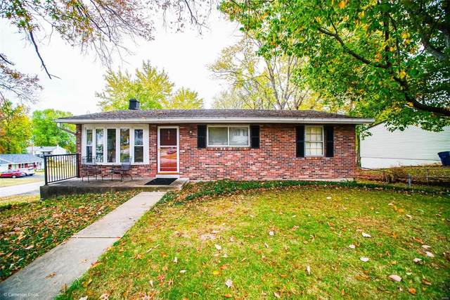 610 Vitry Drive, Manchester, MO 63011 (#20078184) :: Kelly Hager Group   TdD Premier Real Estate