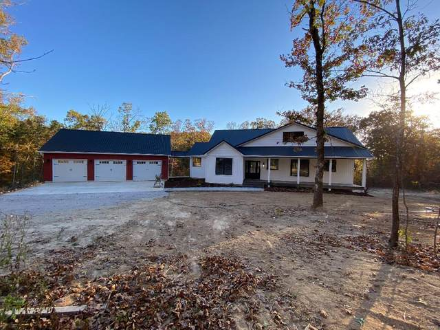 8491 Rye Creek Road, Lonedell, MO 63060 (#20078252) :: Parson Realty Group