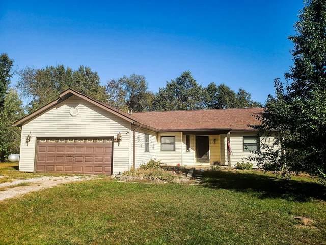 182 Deer Run Estates Lane, New Douglas, IL 62074 (#20078269) :: Mid Rivers Homes