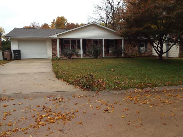 2419 Melrose, Cape Girardeau, MO 63701 (#20078284) :: The Becky O'Neill Power Home Selling Team