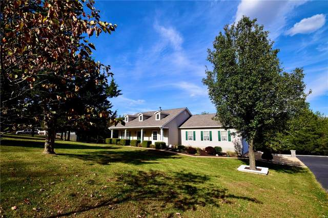 5873 Forest Drive, Hillsboro, MO 63050 (#20078288) :: Clarity Street Realty