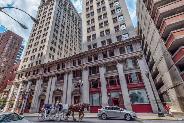 314 N Broadway Street #701, St Louis, MO 63102 (#20078320) :: Tarrant & Harman Real Estate and Auction Co.