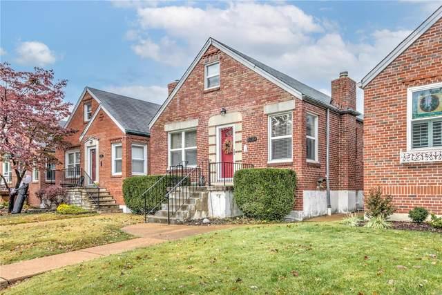 5721 Potomac Street, St Louis, MO 63139 (#20078374) :: PalmerHouse Properties LLC