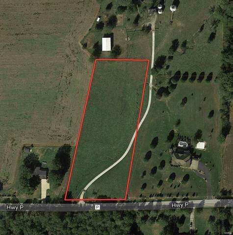 0 3 Acres 1815 Hwy. P, Saint Paul, MO 63366 (#20078390) :: Kelly Hager Group | TdD Premier Real Estate