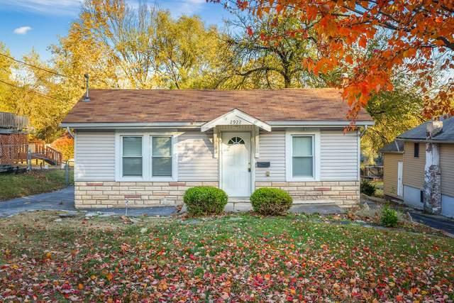 2922 Ridgeway Avenue, St Louis, MO 63114 (#20078395) :: Parson Realty Group