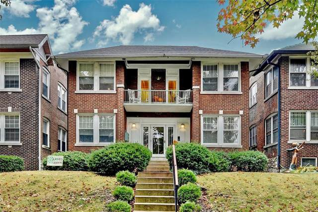 6418 Alamo Avenue 1W, St Louis, MO 63105 (#20078398) :: Jeremy Schneider Real Estate