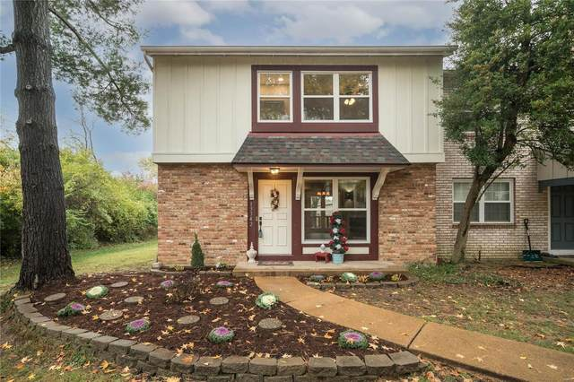 13342 Hiddencrest Lane, Ballwin, MO 63021 (#20078401) :: PalmerHouse Properties LLC
