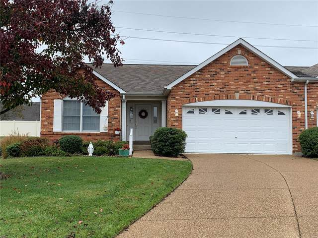 2155 Farnsworth C, O'Fallon, MO 63368 (#20078413) :: Kelly Hager Group | TdD Premier Real Estate