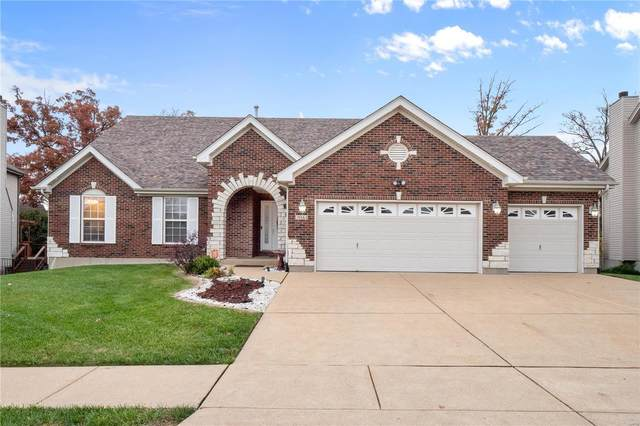 3044 Strawberry Ridge Drive, Arnold, MO 63010 (#20078423) :: RE/MAX Vision