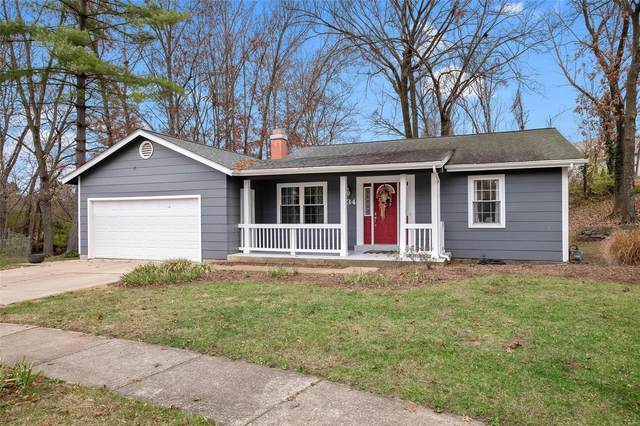 434 Woodland Hill Court, Manchester, MO 63021 (#20078449) :: RE/MAX Vision