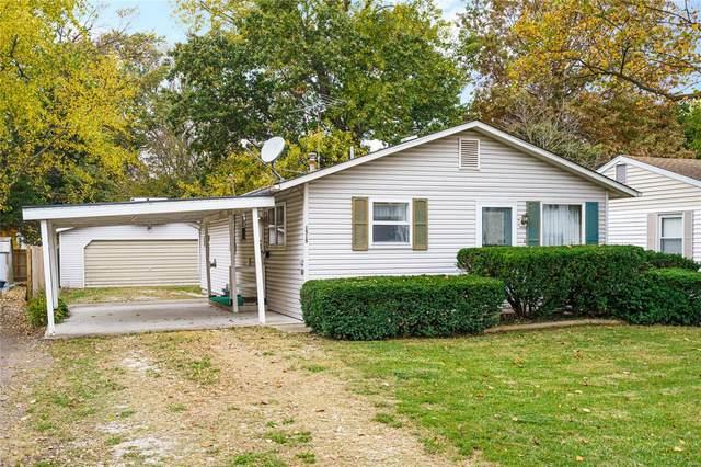 1515 N Monroe Street, LITCHFIELD, IL 62056 (#20078460) :: Walker Real Estate Team