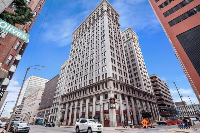 314 N Broadway #603, St Louis, MO 63102 (#20078468) :: Tarrant & Harman Real Estate and Auction Co.