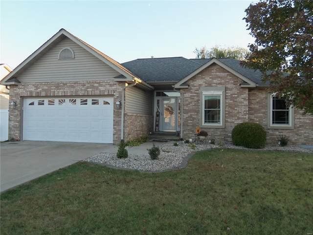112 Shadowbrooke, Troy, IL 62294 (#20078495) :: Clarity Street Realty