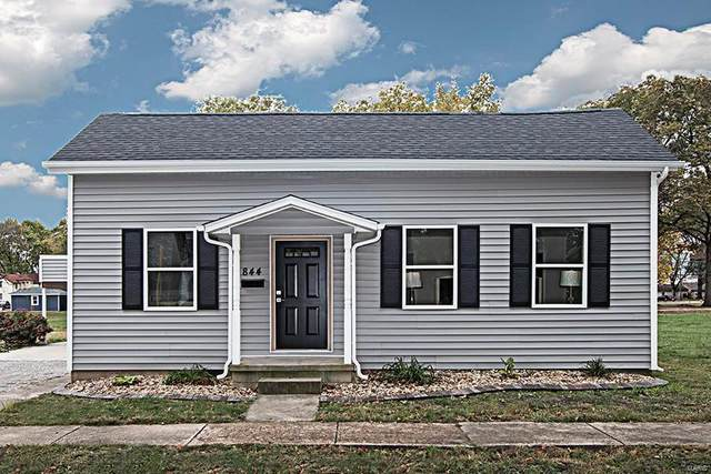 844 N 3rd Street, BREESE, IL 62230 (#20078536) :: The Becky O'Neill Power Home Selling Team