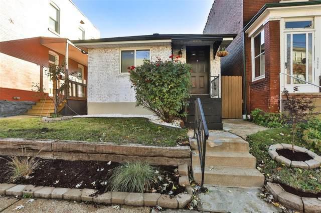 2930 Louisiana Avenue, St Louis, MO 63118 (#20078537) :: PalmerHouse Properties LLC