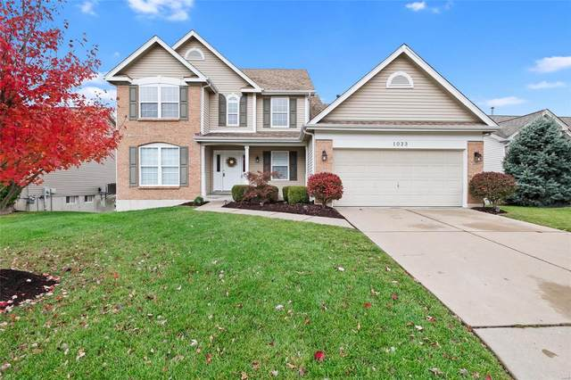 1033 Golden Orchard Drive, O'Fallon, MO 63368 (#20078542) :: Kelly Hager Group | TdD Premier Real Estate