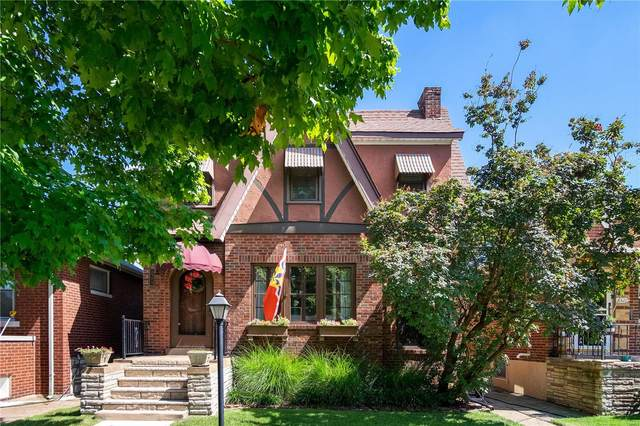 5525 Murdoch Avenue, St Louis, MO 63109 (#20078580) :: PalmerHouse Properties LLC