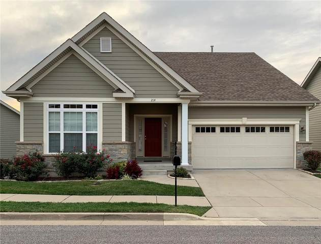 214 Meadows Of Wildwood, Grover, MO 63040 (#20078585) :: Kelly Hager Group | TdD Premier Real Estate
