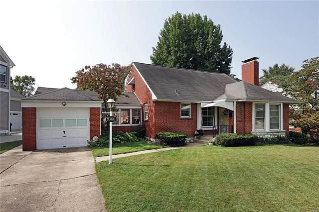 9380 Parkside Drive, St Louis, MO 63144 (#20079627) :: PalmerHouse Properties LLC