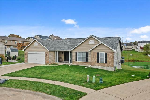 7 Pasture View Court, Wentzville, MO 63385 (#20079629) :: PalmerHouse Properties LLC