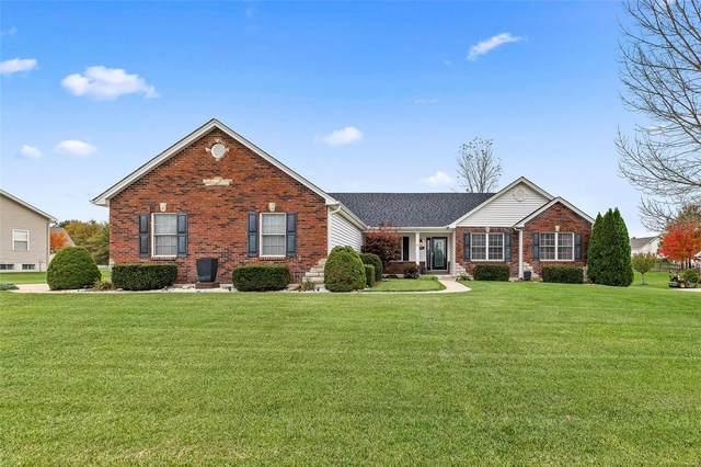 1049 Highland Estates Drive, Wentzville, MO 63385 (#20079633) :: PalmerHouse Properties LLC