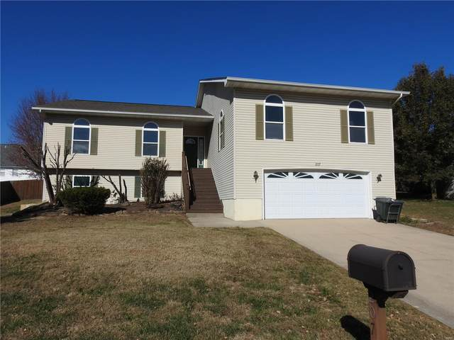 207 Becca Drive, Rolla, MO 65401 (#20079644) :: Parson Realty Group