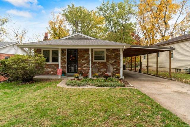 1028 Stewart Drive, Cape Girardeau, MO 63701 (#20079655) :: The Becky O'Neill Power Home Selling Team