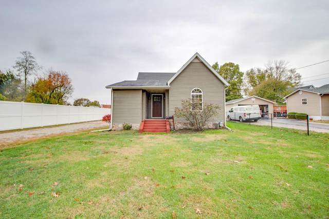 411 N Union Street, STAUNTON, IL 62088 (#20079670) :: Tarrant & Harman Real Estate and Auction Co.