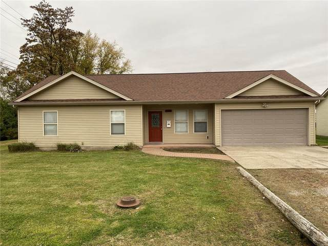 115 N Maple, Centralia, MO 65240 (#20079678) :: Parson Realty Group