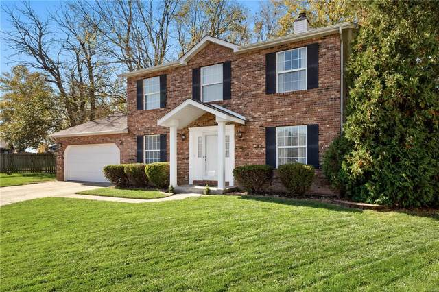 2200 Cotswold Circle, Belleville, IL 62221 (#20079712) :: Clarity Street Realty