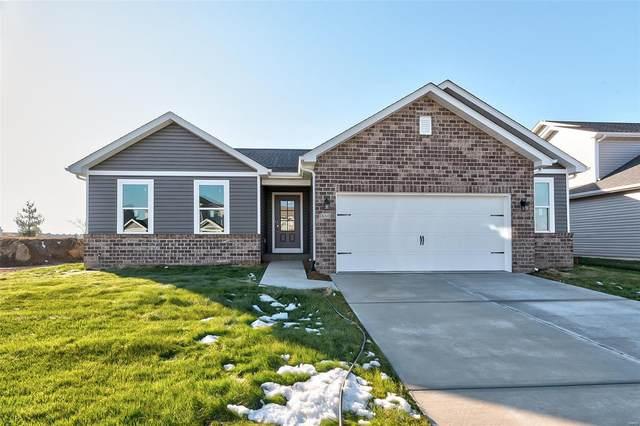 852 Bridgeway Drive, O'Fallon, IL 62269 (#20079728) :: PalmerHouse Properties LLC