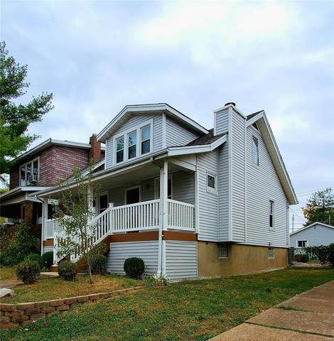 3124 Hampton Avenue, St Louis, MO 63139 (#20079747) :: PalmerHouse Properties LLC