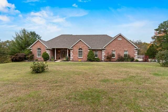 2789 County Road 316, Cape Girardeau, MO 63701 (#20079765) :: PalmerHouse Properties LLC
