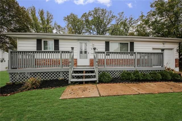 252 Lakeside Drive, Ballwin, MO 63021 (#20079769) :: PalmerHouse Properties LLC