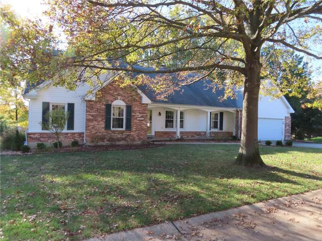 14112 Vernon House Drive, Chesterfield, MO 63017 (#20079780) :: Parson Realty Group