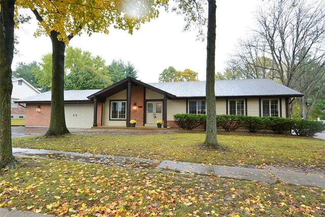 14235 Kinderhook Drive, Chesterfield, MO 63017 (#20079796) :: PalmerHouse Properties LLC