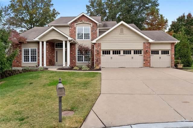 501 Clayton Meadows Court, Ballwin, MO 63011 (#20079814) :: PalmerHouse Properties LLC