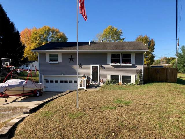 623 Bow Drive, Vandalia, IL 62471 (#20079850) :: Kelly Hager Group   TdD Premier Real Estate