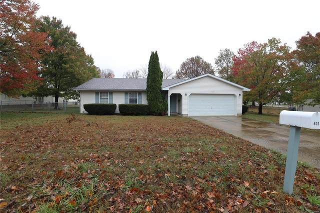 603 Timberlawn Court, Desloge, MO 63601 (#20079872) :: RE/MAX Vision