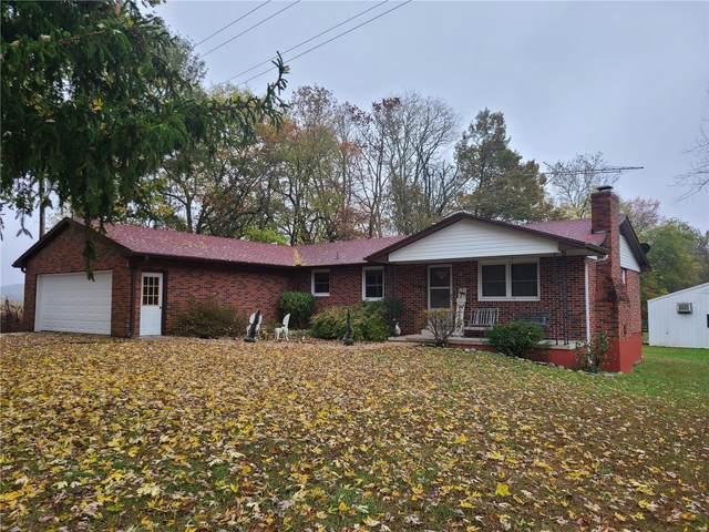 17151 State Highway 177, Jackson, MO 63755 (#20079875) :: PalmerHouse Properties LLC