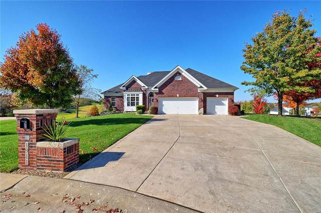 1911 Emerald Green Drive, Wentzville, MO 63385 (#20079877) :: RE/MAX Professional Realty