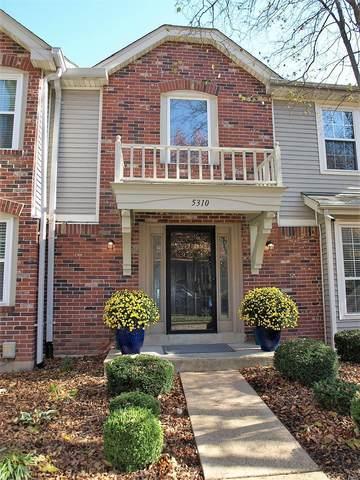 5310 N Kenrick Parke Drive, St Louis, MO 63119 (#20079882) :: Parson Realty Group