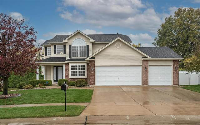1303 Mason Grove Drive, Saint Charles, MO 63304 (#20079893) :: St. Louis Finest Homes Realty Group