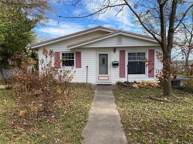 217 N 9th Street, Louisiana, MO 63353 (#20079938) :: The Becky O'Neill Power Home Selling Team