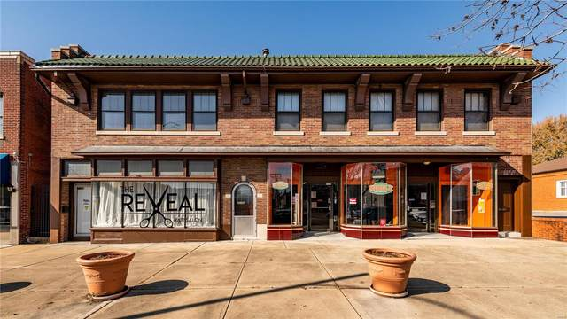 5535 S Grand Boulevard, St Louis, MO 63111 (#20079943) :: Matt Smith Real Estate Group