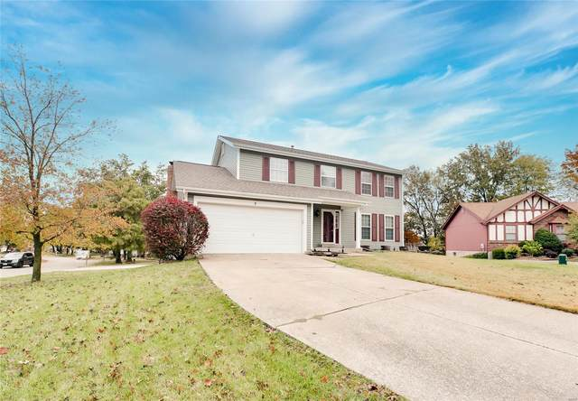 2 Quantock Court, Saint Peters, MO 63376 (#20079951) :: PalmerHouse Properties LLC