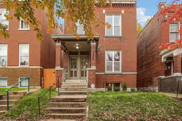 3626 Iowa Avenue, St Louis, MO 63118 (#20079961) :: Walker Real Estate Team
